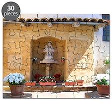 carmelmissioncaourtyard2 Puzzle