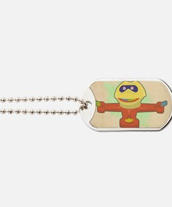 mr mouth hartter Dog Tags