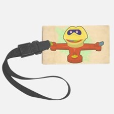 mr mouth hartter Luggage Tag