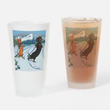 xcountrysleeve Drinking Glass
