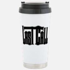2010 Logo black on white Travel Mug