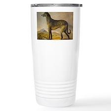 DeehoundCard2 Travel Mug