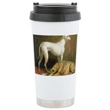 DeerhoundsCard Travel Mug