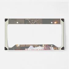 FRAME magmilelightup1 License Plate Holder