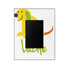 Lucile-loves-puppies Picture Frame