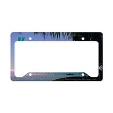 6.5x4.5at260KWMartelloOcean License Plate Holder
