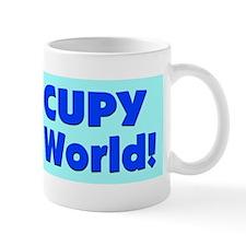 occupy the world Mug