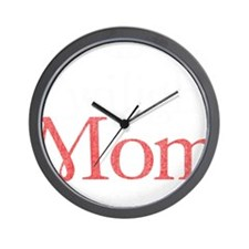 Twilight Mom 2 Wall Clock