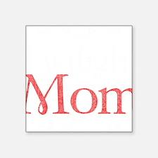 "Twilight Mom 2 Square Sticker 3"" x 3"""