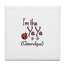 Ye Ye Ladybug Tile Coaster