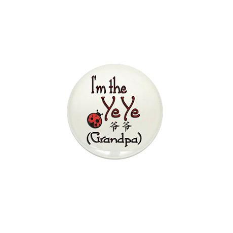 Ye Ye Ladybug Mini Button