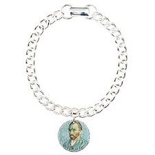Self-portrait 1889 Charm Bracelet, One Charm