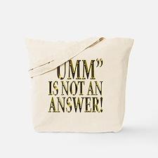 Umm Tote Bag