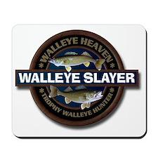 Walleye Slayer Mousepad