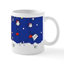 christmas_runners_square Mug