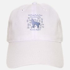 Learned Shepherd Baseball Baseball Cap