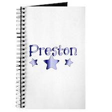 Personalized Preston Journal