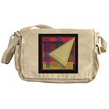 Fork of Time Messenger Bag