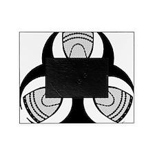 Lacrosse_Designs_Biohazard_Goalie Picture Frame