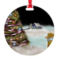 trehomcard Ornament