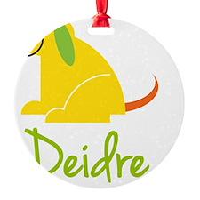 Deidre-loves-puppies Ornament