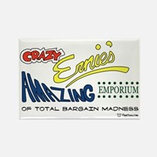 Crazy Ernies Amazon Emporium of T Rectangle Magnet