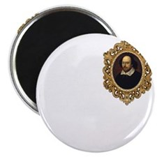 Shakespeare - I Wrote My Own Plays! Magnet