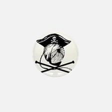 Yarn Pirate Mini Button