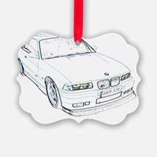 bmwe36 Ornament