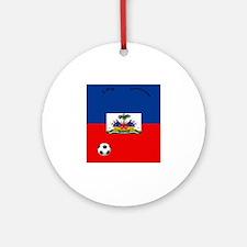 haiti copy Round Ornament