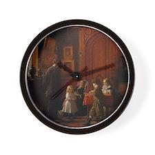 XmasShoppe Wall Clock