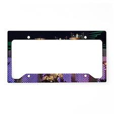 MGM Lion License Plate Holder