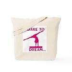 Gymnastics Tote Bag - Dream
