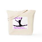 Gymnastics Tote Bag - Perfection