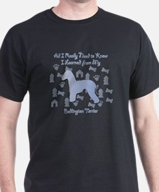 Learned Bedlington T-Shirt