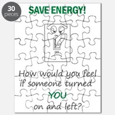 Save Energy Puzzle
