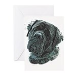 Pai Ink Sketch - Greeting Cards (Pk of 10)