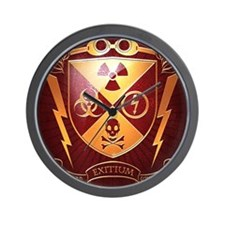 Mad Science Institute RG Wall Clock
