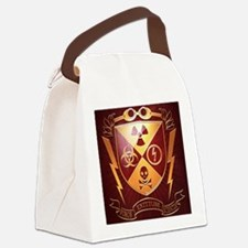 Mad Science Institute RG Canvas Lunch Bag