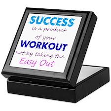 WorkoutSuccess Keepsake Box