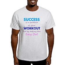 WorkoutSuccess T-Shirt