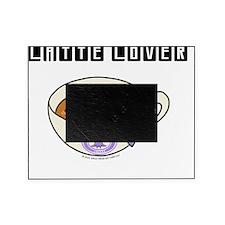 cp_devil_latte_w stmt_wh Picture Frame