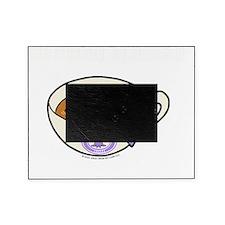 cp_devil_latte_w stmt_bk Picture Frame