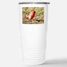 Cardinal Laptop Skin Travel Mug