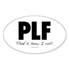 PLFb Decal