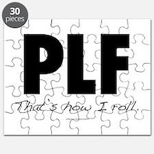 Parachute Landing Fall Puzzle