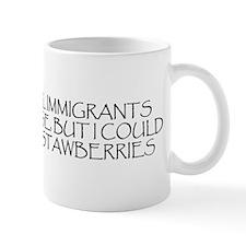 illegal Small Mug