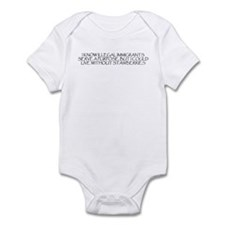 illegal Infant Bodysuit