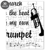 Trumpet Puzzles
