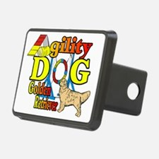 golden agility f Hitch Cover